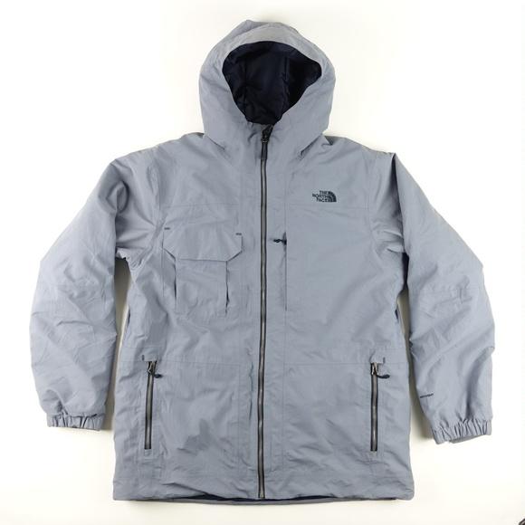 968dd8ee31f7b The North Face Men Dryvent Rain Ski Jacket CL08. M_5c6fcea4194dad44318b14db